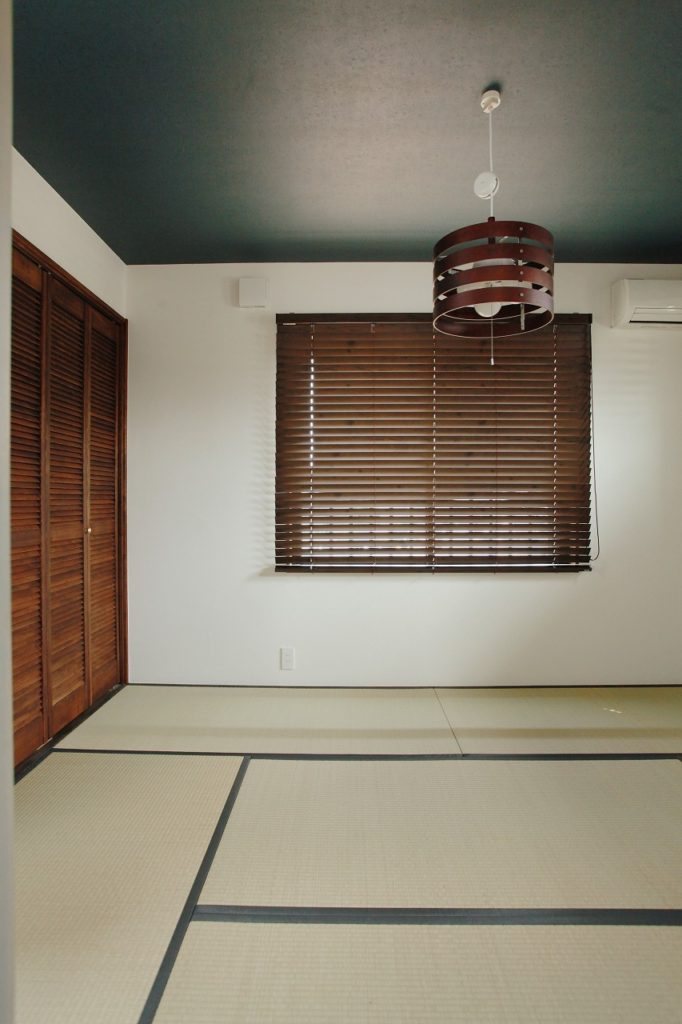 古い建具が奏でるファクトリー感のある暮らし 平塚市