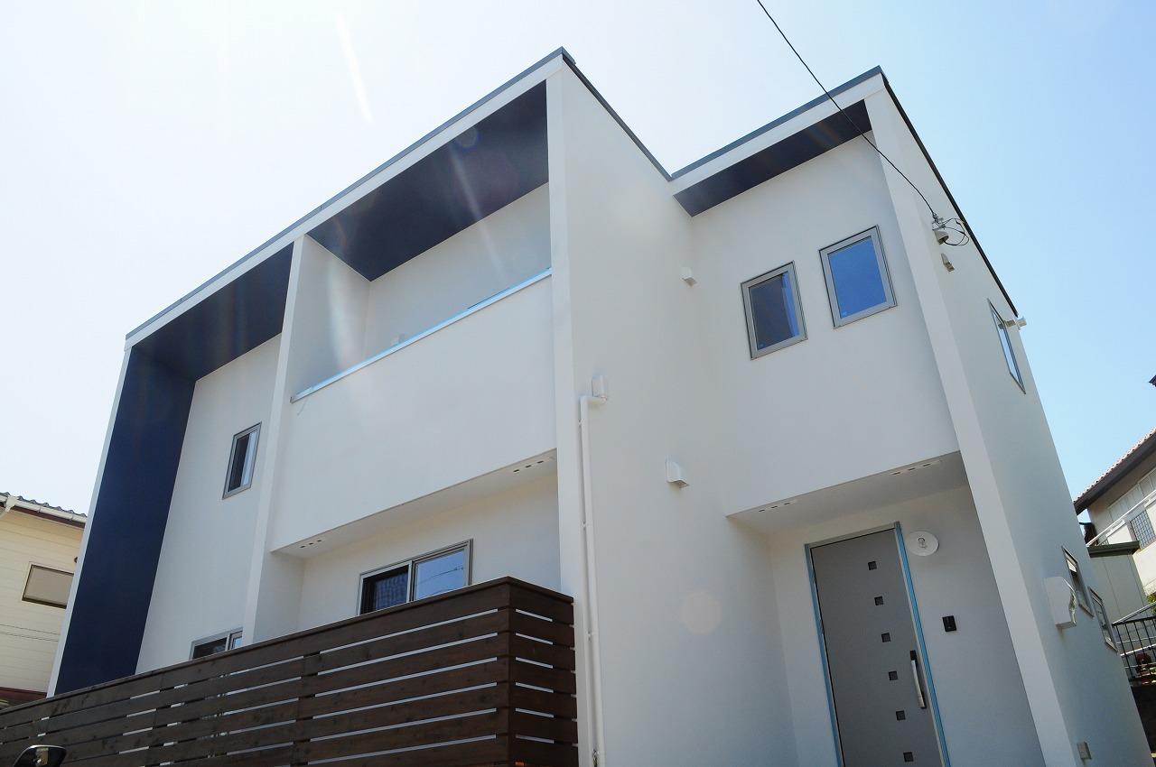 8/26(土)・27(日) 完成見学会 [A Sunny Cube] @神奈川県綾瀬市