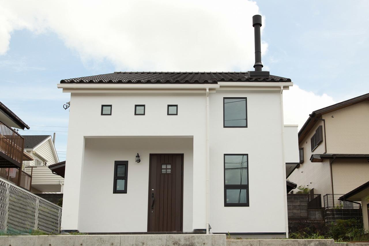 2018年9月30日(日) ご入居様宅見学会「海老名の家」- Vintage Cottage