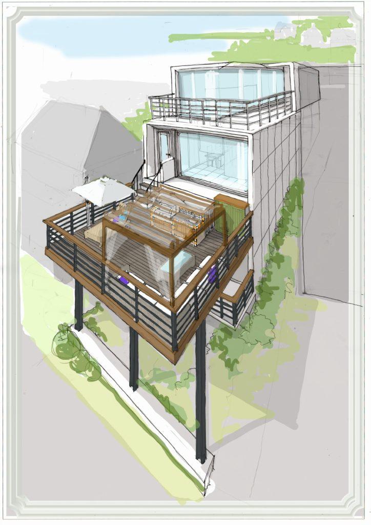 Facade View -スクエア-