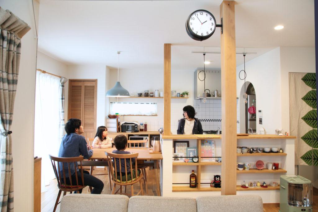 家と共に成長 思い出を作る家|平塚市