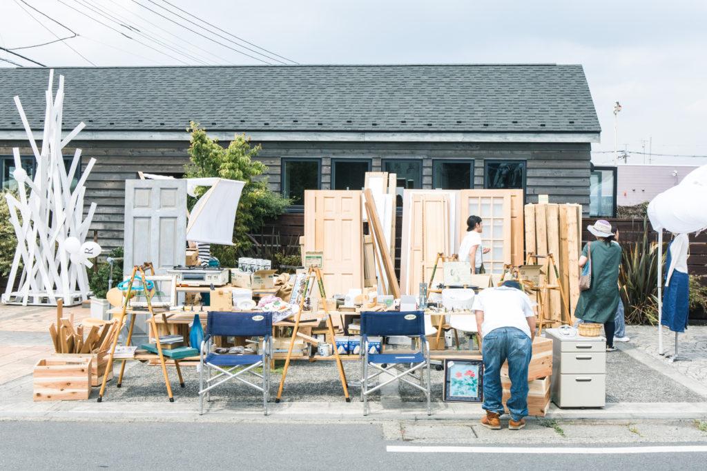 6月1日(土) monomarche|綾瀬市モデルハウス