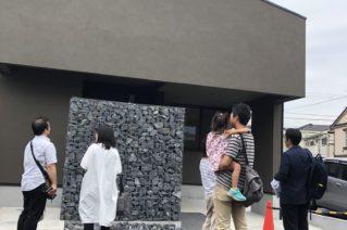見学ツアー開催しました! 国分寺台モデルハウス