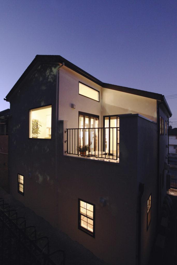 物語と音楽のある家|横浜市