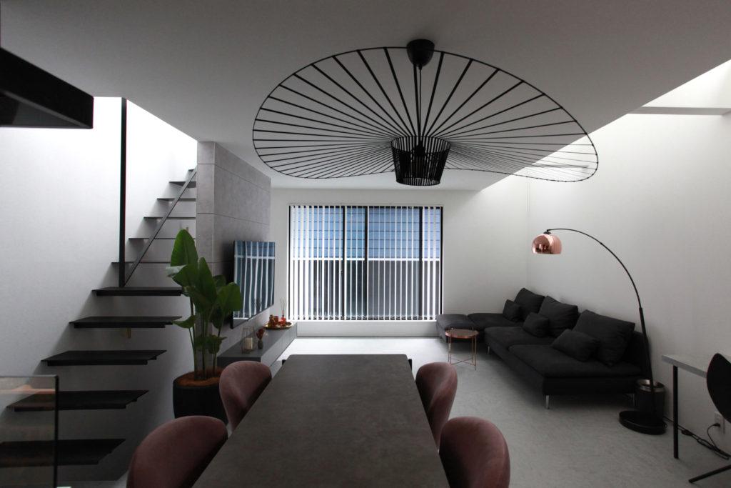 シンプルモダンな家|横浜市